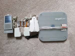Angel Care video, sound and breathing monitor