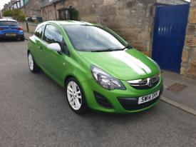 Vauxhall Corsa Sting 1.2L 2014