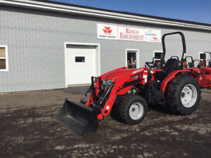 Buy a New McCormick Tractor - Get FREE FORKS!