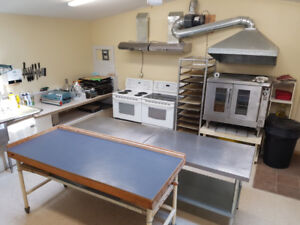 Affordable commercial kitchen for rent in Regina