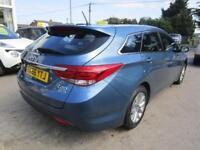 2016 Hyundai i40 1.7 CRDi Blue Drive S Blue 5dr