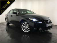 2014 LEXUS IS300H LUXURY AUTO HYBRID 1 OWNER SERVICE HISTORY FINANCE PX
