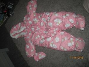 girls snow suit London Ontario image 2