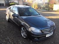 2009 Mercedes-Benz Clc Class 2.1 CLC200 CDI Sport 2dr