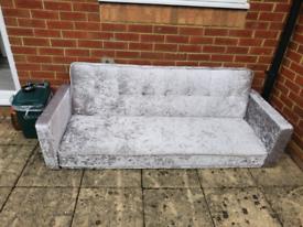 Free broken sofa