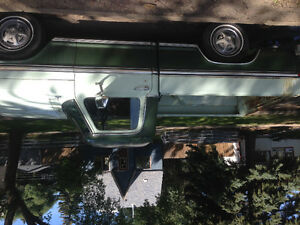 1972 Ford shortbed regular cab with rare 360 v8