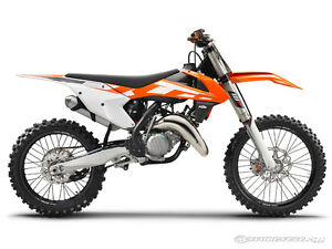 Wanted 2014-2016 KTM SX 150