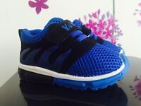 New toddler running trainers/shoes size 5.5