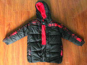 Boy's 'Protection System' jacket (Size: 8, Never worn)