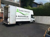 Removals van iveco daily 2.8