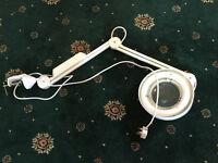 Draper Magnifier Glass Stand