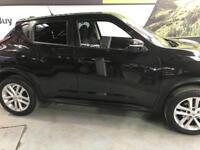 2015 64 NISSAN JUKE 1.6 ACENTA XTRONIC 5D AUTO 117 BHP