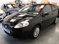 2007 FIAT PUNTO 1.2cc ACTIVE - 1 FORMER KEEPER - *REDUCED SAVE £200*