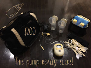 EUC Medela Freestyle - this breast pump really sucks!