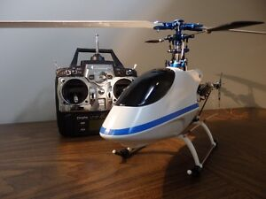 3D 450 Helicopter