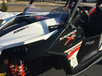 2014 Can-Am Maverick 1000R  XRS - X PACKAGE CLEAN