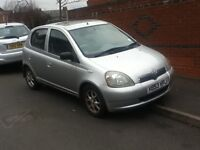 toyota yaris 1.3 cdx in silver clutch is slipping cheap look