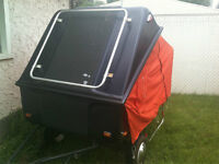 Cycle Sleeper Mini Tent Trailer