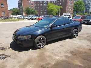 $1200- honda v6 accord coupe As is... needs new transmission