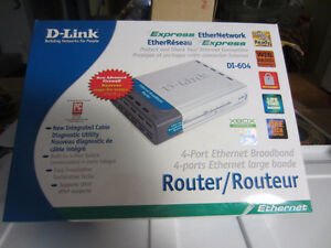 D-Link Express router new