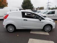 Ford Fiesta 1.4 Tdci 70 Van DIESEL MANUAL WHITE (2012)