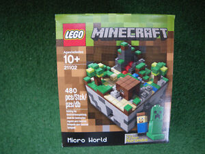 Lego Ideas 21102 Minecraft Micro World: The Forest