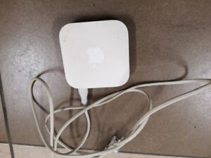 Apple Airport Express, D-Link router, Vtech Cordless telephone