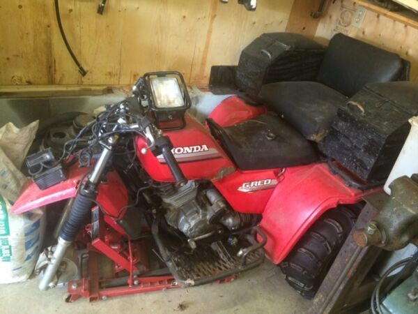 Used 1985 Honda Big Red 250