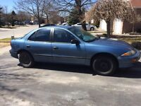 1997 Chevy Cavalier As Is