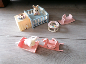 Sylvanian families Nursery Set