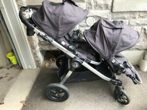 Baby Jogger City Select Stroller with 2nd seat kit - $595.00