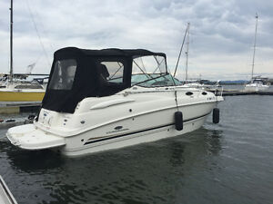 2006 Chaparral 240 in excellent condition