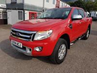 Ford Ranger 2.2TDCi 150PS 4x4 Double Cab Limited 2