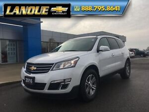 2016 Chevrolet Traverse LT w/2LT   FINAL CLEAR OUT PRICE-2.49% U