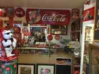 Collection Coca-Cola (coke) Boutique + 3500 objets