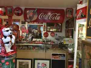 Collection Coca-Cola (coke) Boutique + 3800 objets