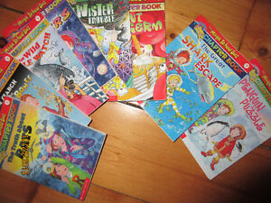 The Magic School Bus, Volumes 1 to 8 - English West Island Greater Montréal image 1