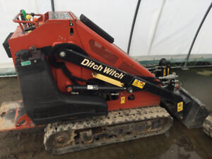 2012 ditch witch sk650