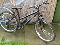 LADIES MARIN PIONEER TRAIL FRONT SUSPENSION MOUNTAIN BIKE