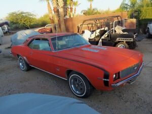 1967-1969 Camaro Project Wanted