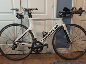 Argon 18 E-116 Triathlon bike