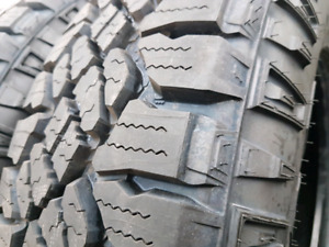 5 Brand New Never Used GoodYear Duratrac Tires $1200