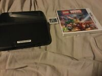Nintendo new 3ds xl Black nearly new make me an offer