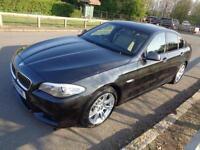 2012 BMW 5 Series 2.0 520d M Sport 4dr