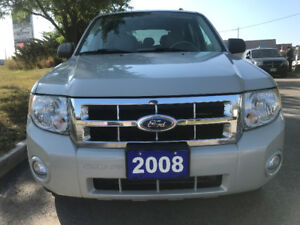 2008 Ford Escape XLT SUV, Crossover (Accident Free)137900KM