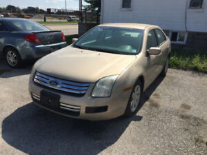 2006 ford fusion Sedan SAFETY +E TEST $2900+HST
