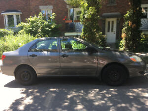 Toyota corolla CE 2007 (negotiable)