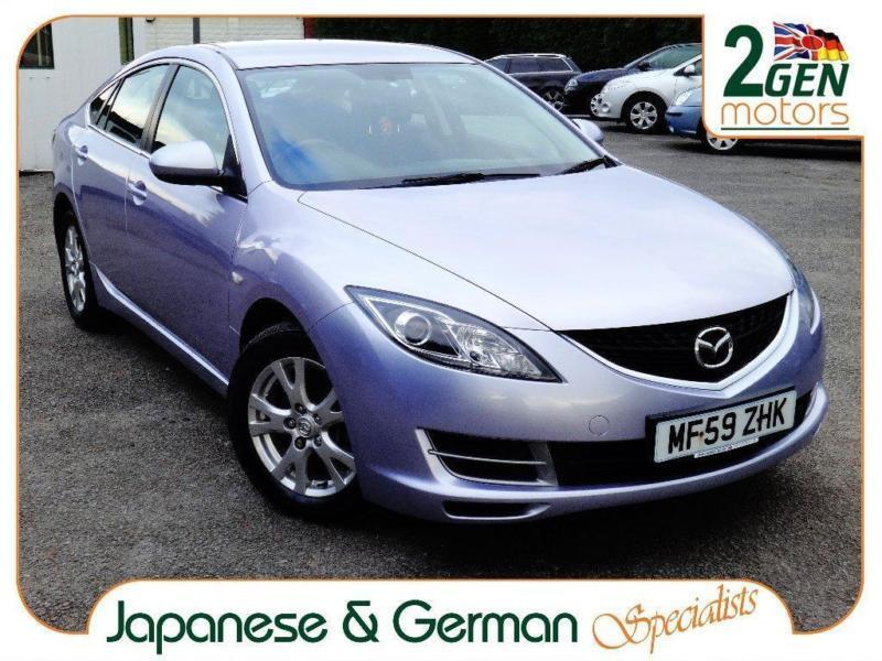 2009 mazda mazda6 2 0 ts 5dr in buckley flintshire. Black Bedroom Furniture Sets. Home Design Ideas