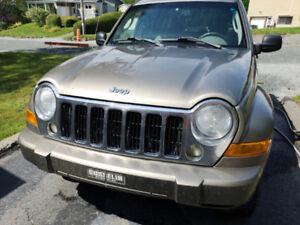 Jeep Liberty CRD 2006 4x4