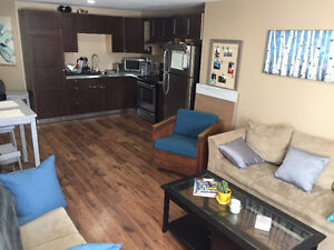 2 Bedroom Basement Apartment Newly Renovated May-Aug